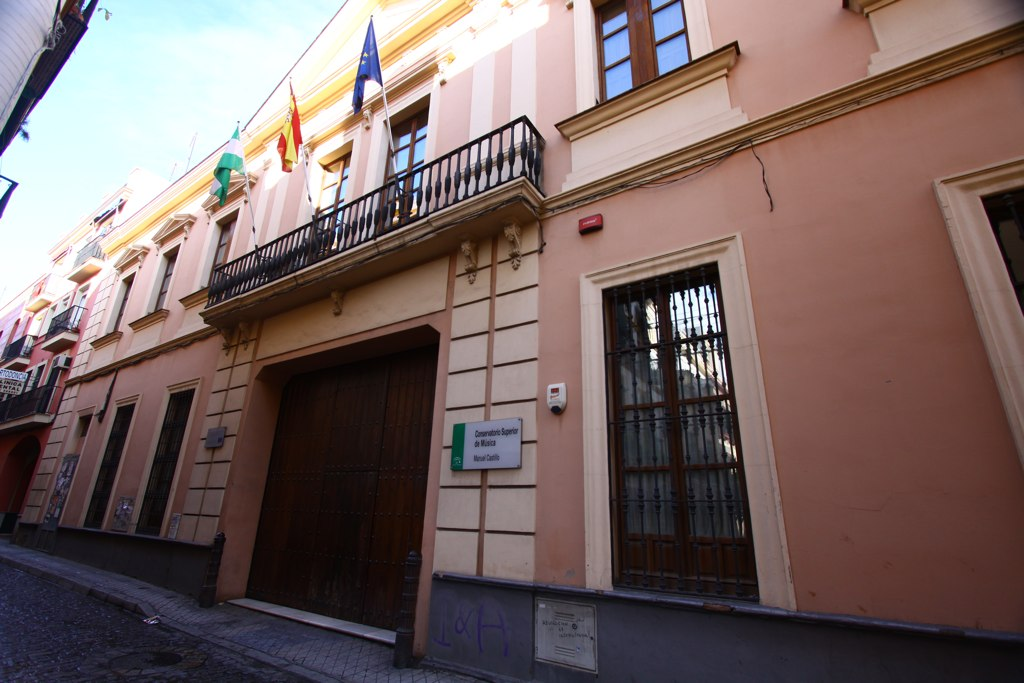 Conservatorio Superior de Msica Manuel Castillo de Sevilla
