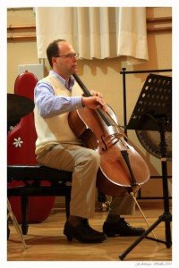 Gregory - Curso de cello - Greg Hamilton