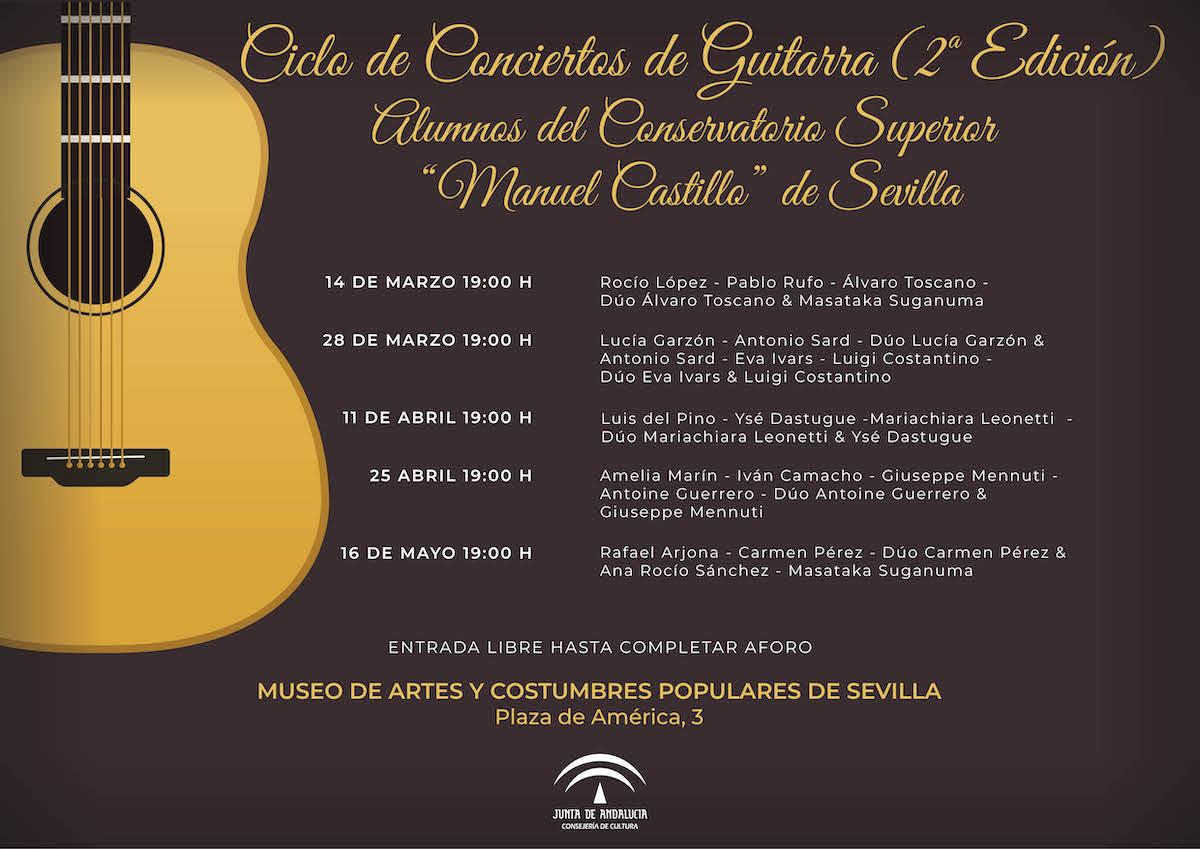 Ciclo de Conciertos de Guitarra (2ª edición)