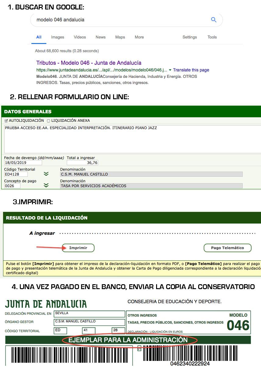 Calendario Selectividad 2020 Andalucia.Pruebas De Acceso Consev Es